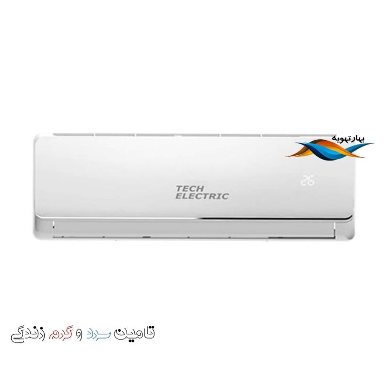 کولر گازی تک الکتریک 18000 اینورتر سرد و گرم